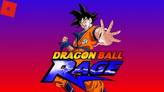 We're up against Goku in Dragon Ball Rage!!! Roblox(was difficult :v)