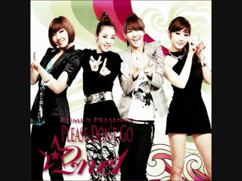 2NE1 - Please Don't Go (Damarikomu Gold Radio Edit)