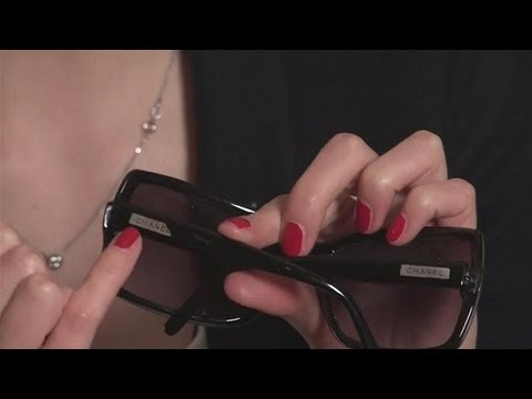 prada handbag black - How To Recognize Fake Chanel Sunglasses - YouTube