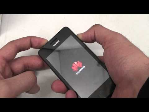 Hard Reset Master Clear - Huawei Valiant Metro PCS Y301-A1 Remove Password Android 4.0