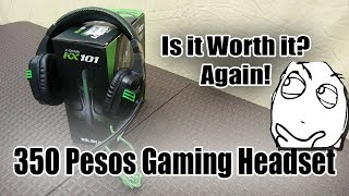 Salar KX-101 Gaming Headset Review