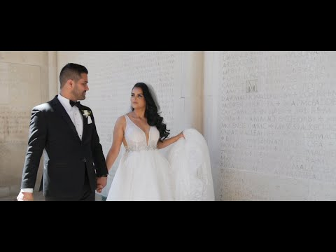 Ali + Nigina | Toronto Same Day Edit Wedding Video | Knox College & Yorkville