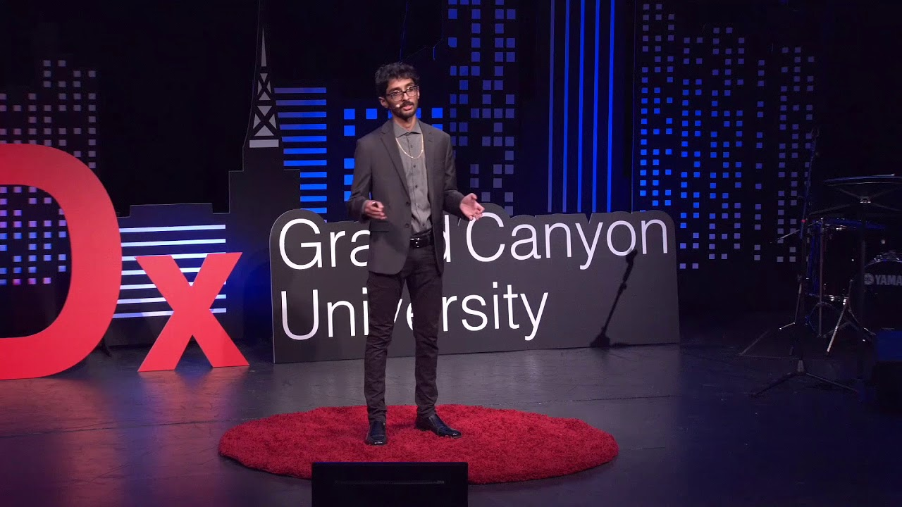 A Dangerous Gap Between Science and the Public | Viputheshwar Sitaraman | TEDxGrandCanyonUniversity - YouTube
