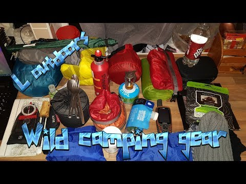 Wild Camping Gear