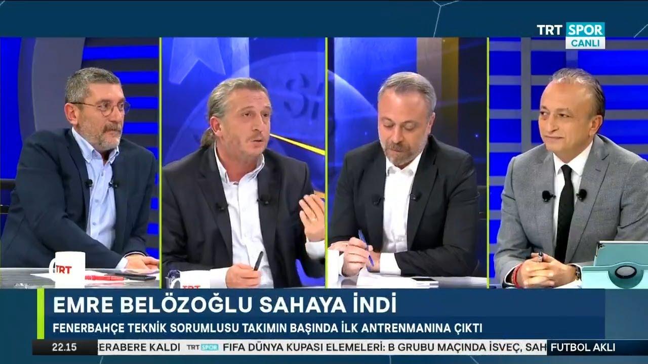 Norvec Turkiye Emre Belozoglu Tam Bolum Futbol Akli Youtube