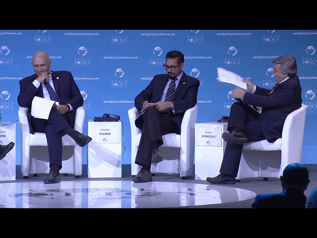 WPC 2015 Plenary session 9: Food and water security