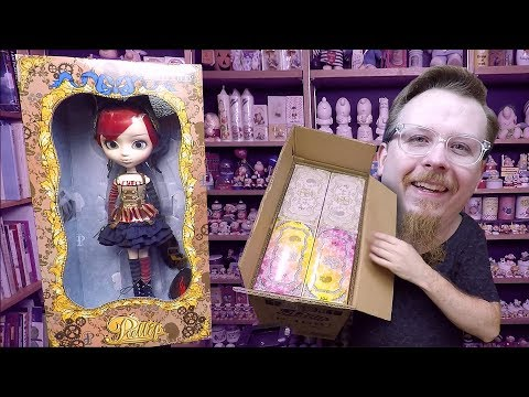 Unboxing 71 Pullip Dolls For My Store Pullip Doll Collection New York City Store Video