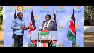 Jubilee, NASA wamtaka Tobiko achunguze uchaguzi wa Agosti 8
