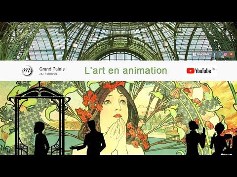 Alphonse Mucha: la bande-annonce de l'exposition