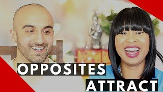 OPPOSITES ATTRACT | #4 | Couple Talk | Our Differences | RELATIONSHIP PROBLEMS | INTERRACIAL COUPLE