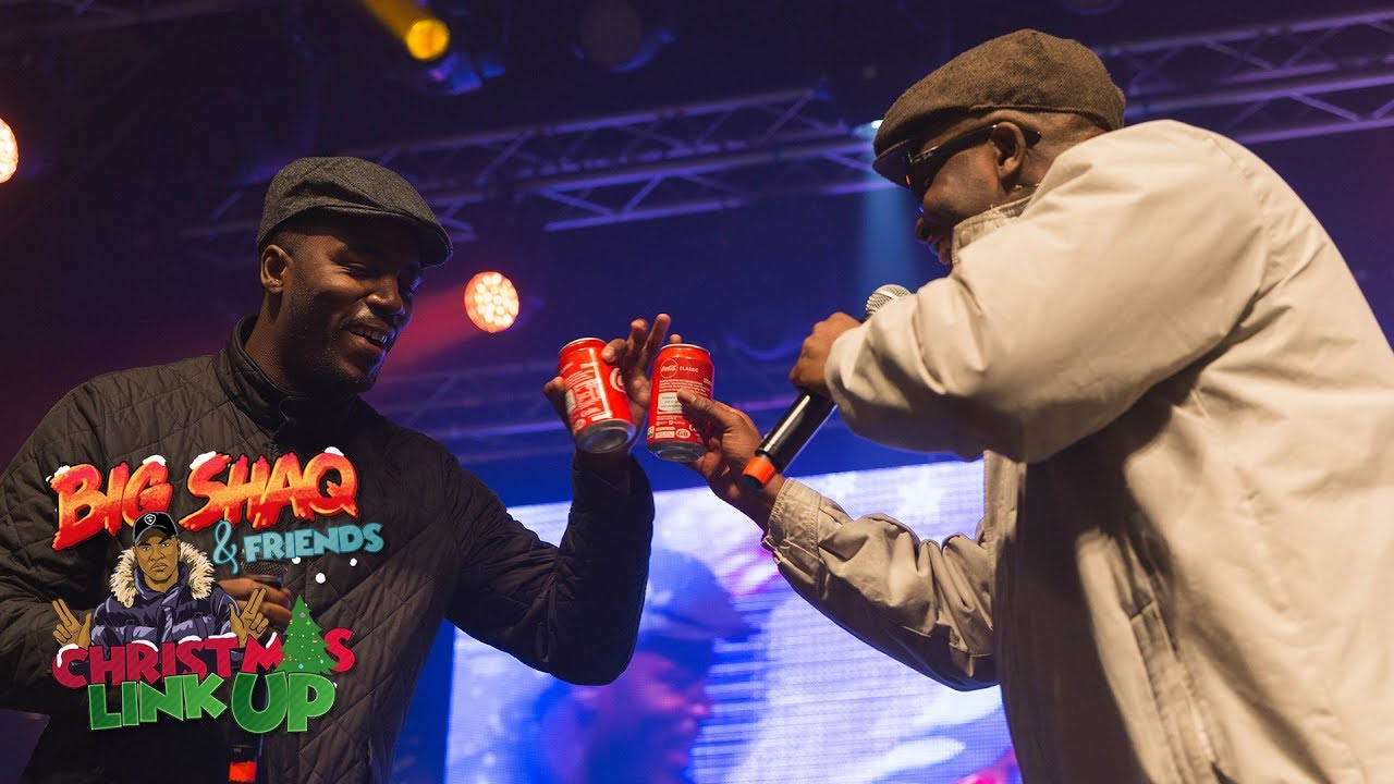 Dr. Ofori & 'Geezer' Aka Mo The Comedian Live | BIG SHAQ & FRIENDS