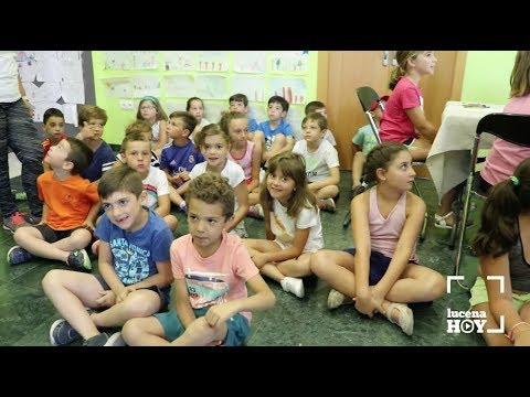 VÍDEO: El éxito de las ludotecas del Aula de la Naturaleza de la Estación