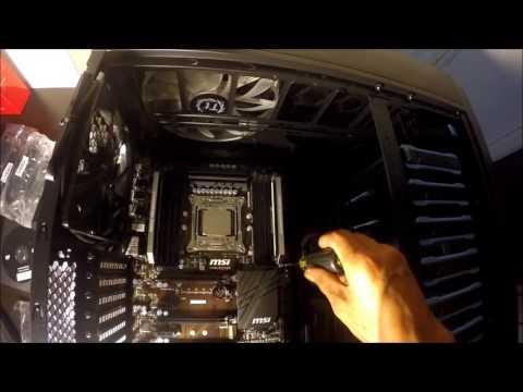 Vegan Electrician $2K Video Editing Dream Custom PC Build for YouTube Vegan Content