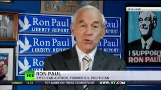 'Fake news comes from our own govt'   Ron Paul fires back on propaganda charges