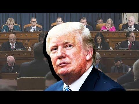 Trump Wants Neverending Impeachment Trial