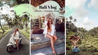 Bali Vlog Week 1 - Canguu and Ubud