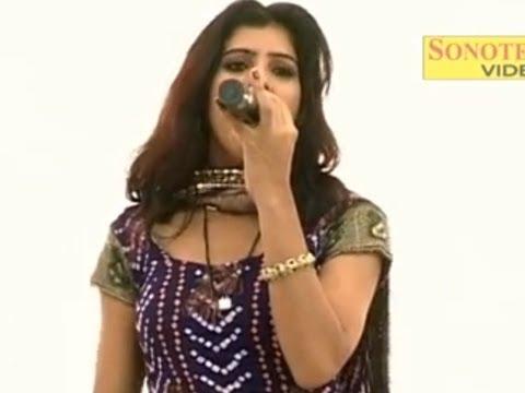 Haryanavi Ragni - O Piya Fauji | Jalalpur Panipat Competition | Anjali Thakran