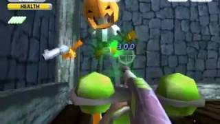 Hauntings Mini Game In Thrillville Off The Rails Review (PS2)