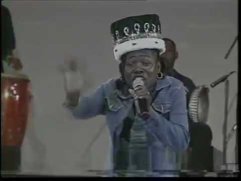 FLASHBACK: Antigua Carnival Calypso Monarch 2003 Tape 3