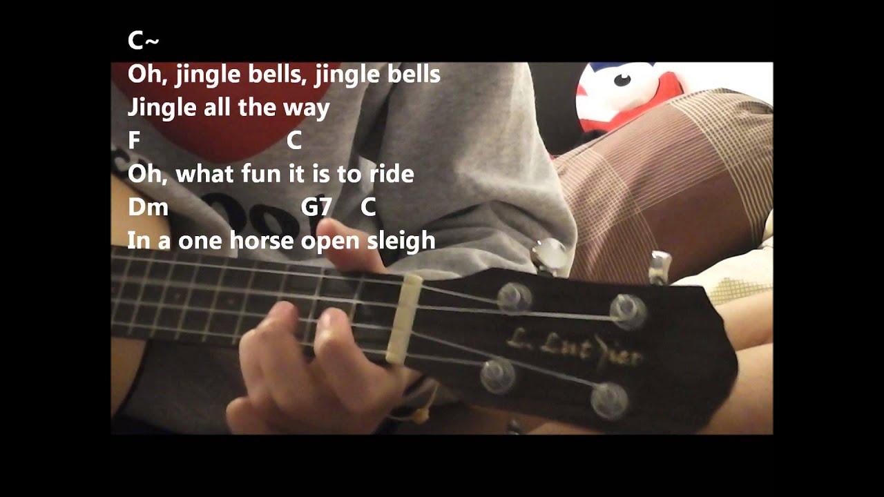 three simple christmas songs on ukulele - Christmas Songs Ukulele
