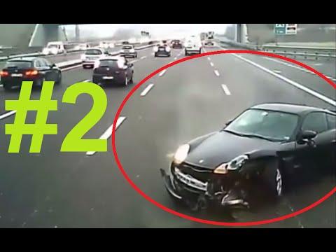 #2 INCIDENTI stradali DIRETTA ITALIA 2015 (Driving Italy)