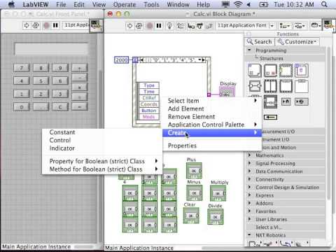 Introduction To Labview Part 11 Event Structure Youtube