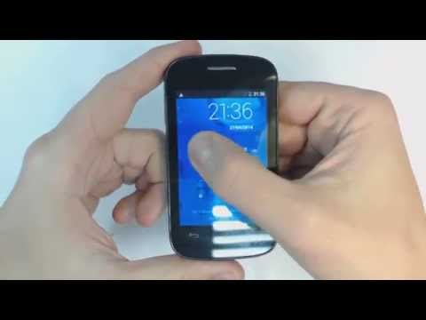 Alcatel One Touch Pop C1 4015X - How to remove pattern lock by hard reset