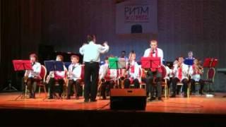 Ритм экспресс -2011, Екатеринбург, оркестр, г. Кушва