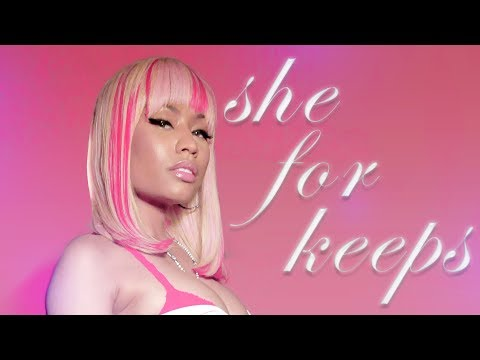 Nicki Minaj - She For Keeps (Verse - Lyrics Video)