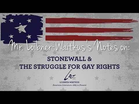 Stonewall and the Struggle for Gay Rights--Loibner-Waitkus