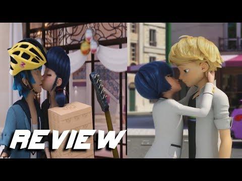Marinette küsst Luka ? - Love Eater (Teil 1) Review
