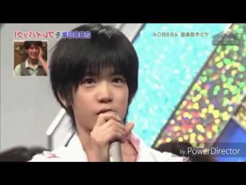 Yayayah & jjexpress Shonen Club Hey! Say! JUMP × KATTUN 2006 Premium History