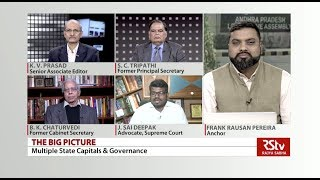 The Big Picture - Multiple State Capitals & Governance