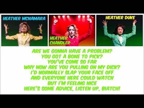 Heathers - Candy Store (Lyric Video)