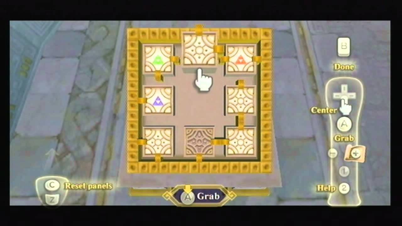 Image result for skyward sword puzzle