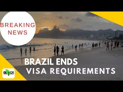 BREAKING NEWS - Travel To Brazil