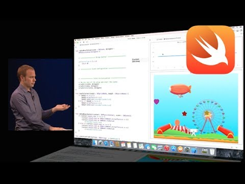 Swift programming language - Apple Keynote Mp3