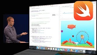 Swift programming language - Apple Keynote