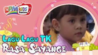 Artis Cilik - Rasa Sayange (Official Kids Video)