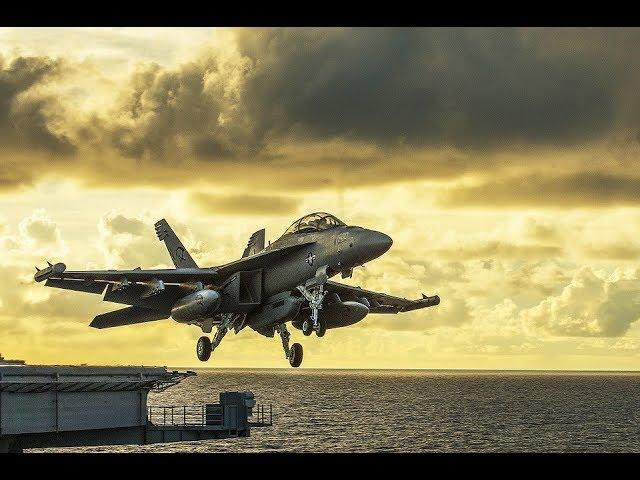 Estados Unidos prueba la nueva catapulta electromagnética para lanzar aviones de combate