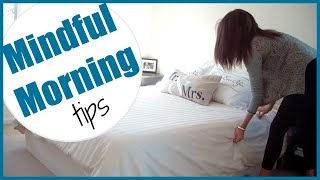 5 TIPS FOR MINDFUL MORNINGS | Sarah Beth Yoga