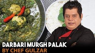 Darbari Murgh Palak