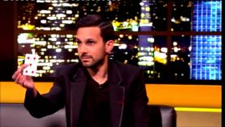 'Dynamo' The Jonathan Ross Show Series 3 Ep 07 29 September 2012 Part 2/4