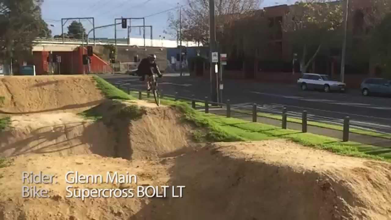 kensington dirt jumps part 2 youtube