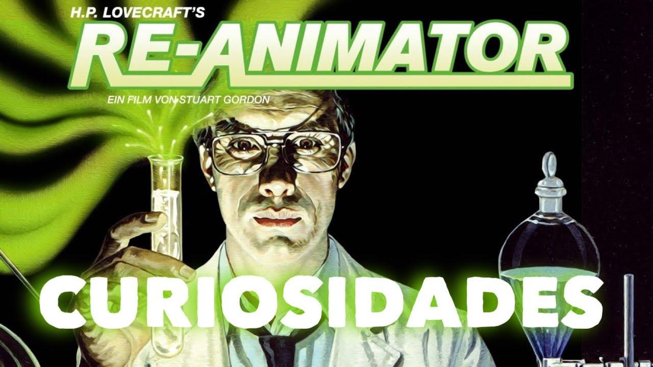 Download Curiosidades de REANIMATOR (1985) Stuart Gordon