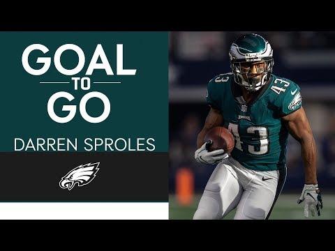 Goal To Go: Darren Sproles