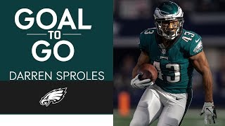 Goal To Go: Darren Sproles