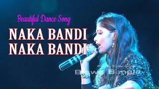 Naka Bandi- Are you ready - Sridevi    Bappi Lahiri   Usha Uthup     Old Hit Song Live Performance