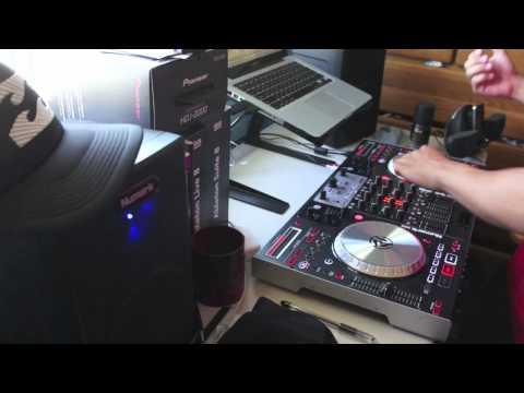 #RockTheWorld Practice Routine #1 - DJ 3NERGY