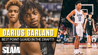 From Injury to LOTTERY PICK!? Darius Garland Highlights 👀